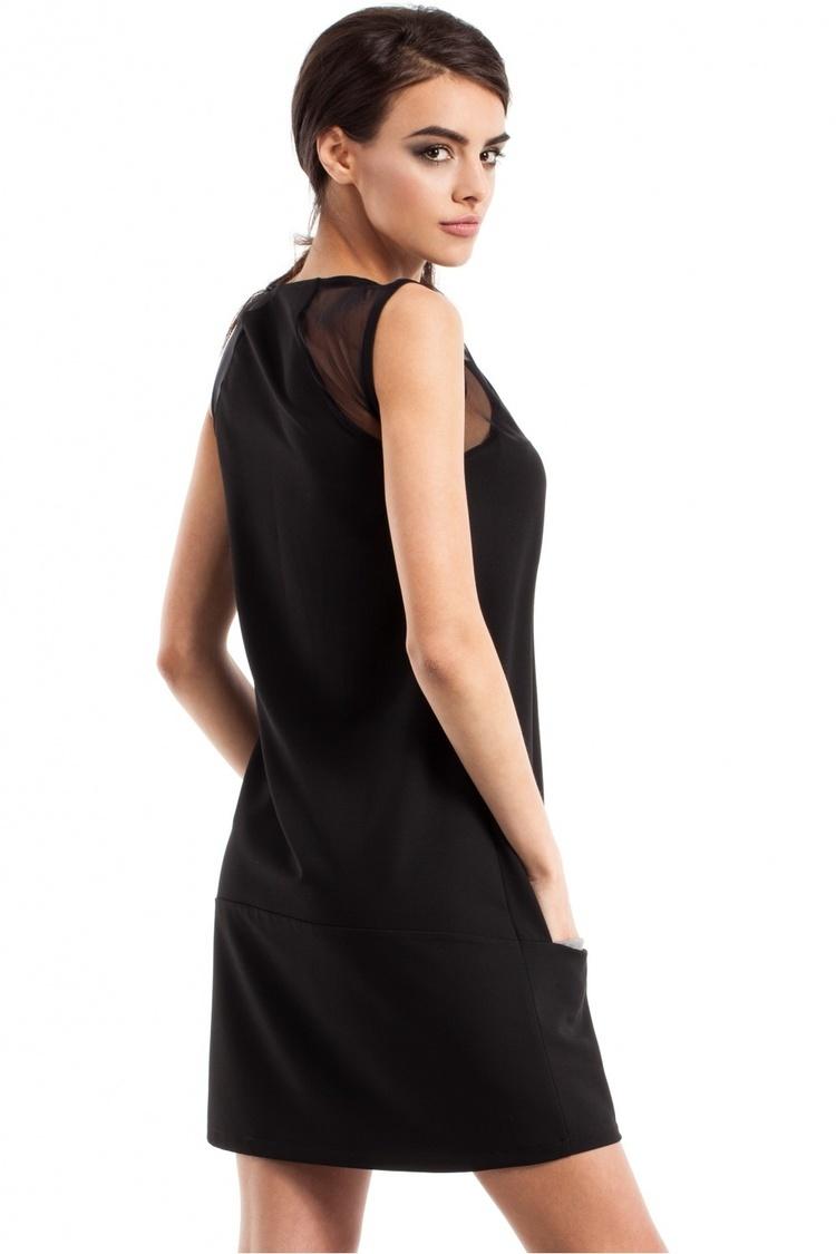 Sukienka Model MOE232 Black - Moe