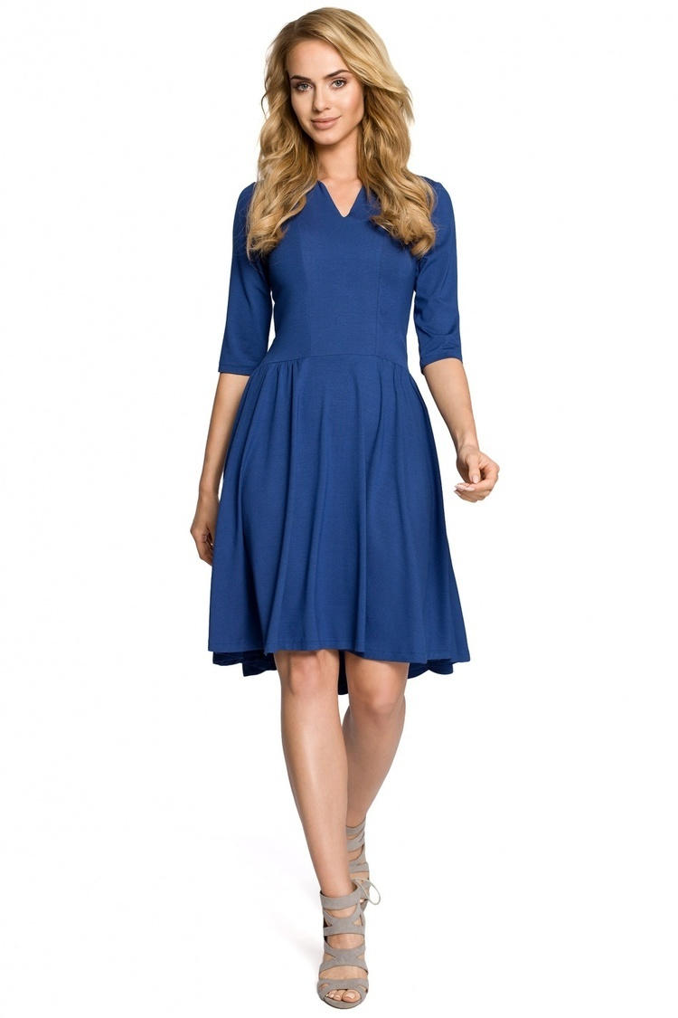 Sukienka Model MOE314 Blue - Moe
