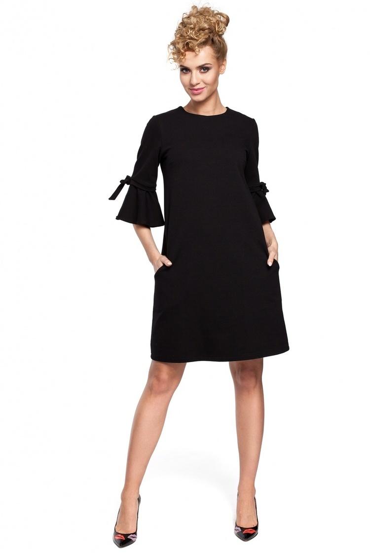 Sukienka Model MOE286 Black - Moe