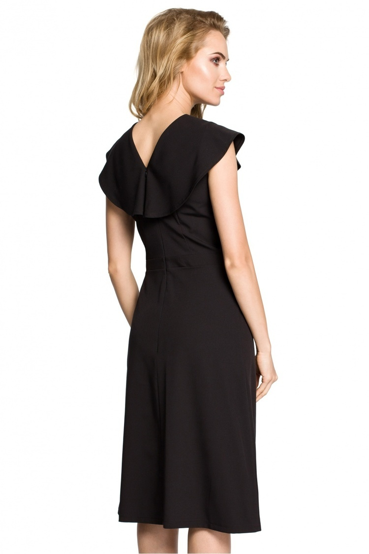 Sukienka Model MOE311 Black - Moe
