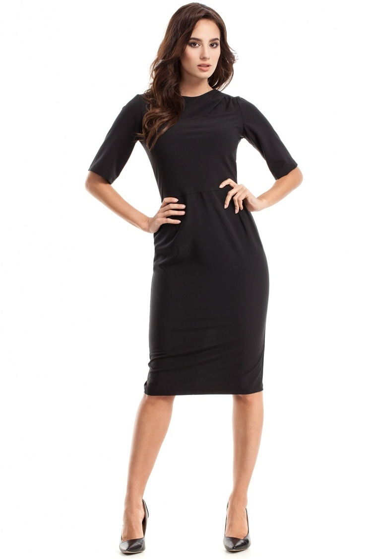 Sukienka Model MOE276 Black - Moe