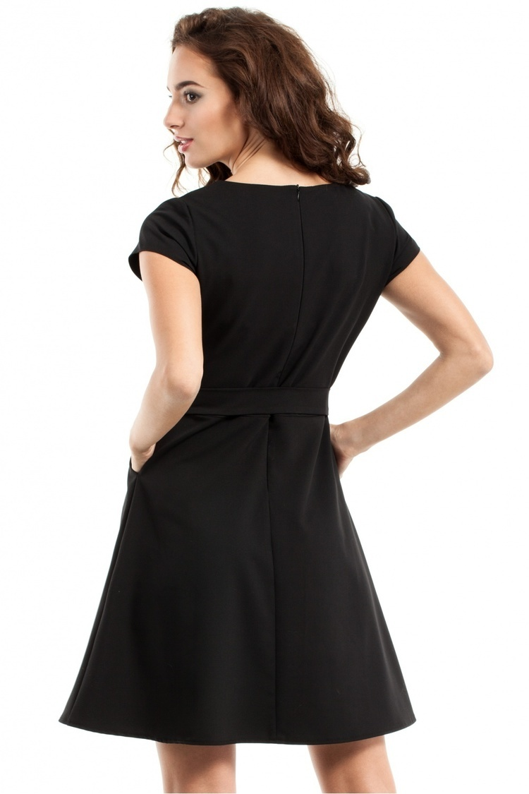 Sukienka Model MOE246 Black - Moe