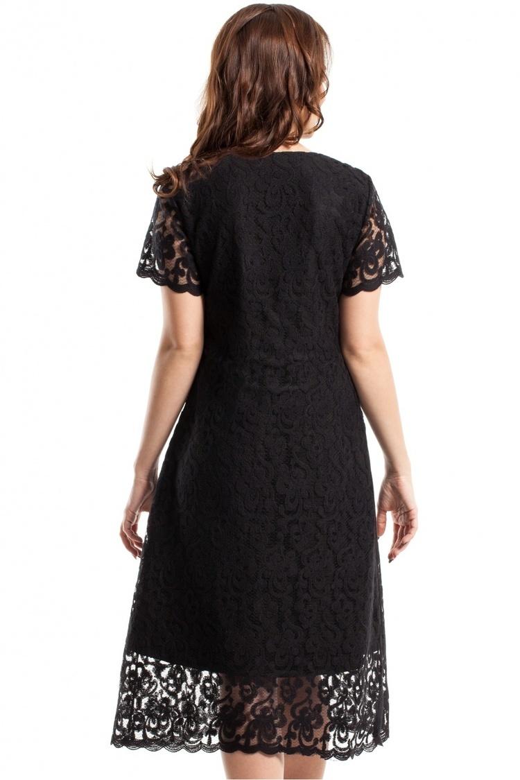 Sukienka Model MOE275 Black - Moe