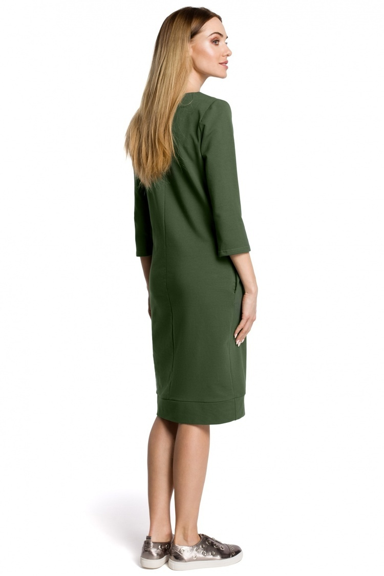 Sukienka Model MOE371 Green - Moe