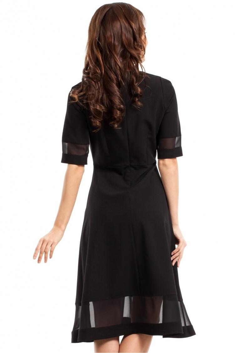 Sukienka Model MOE272 Black - Moe