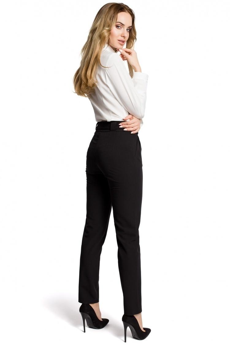 Spodnie Damskie Model MOE363 Black - Moe