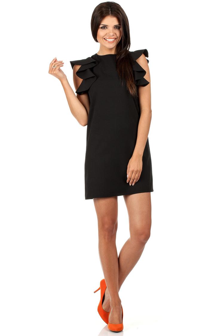 Sukienka Model MOE099 Black - Moe