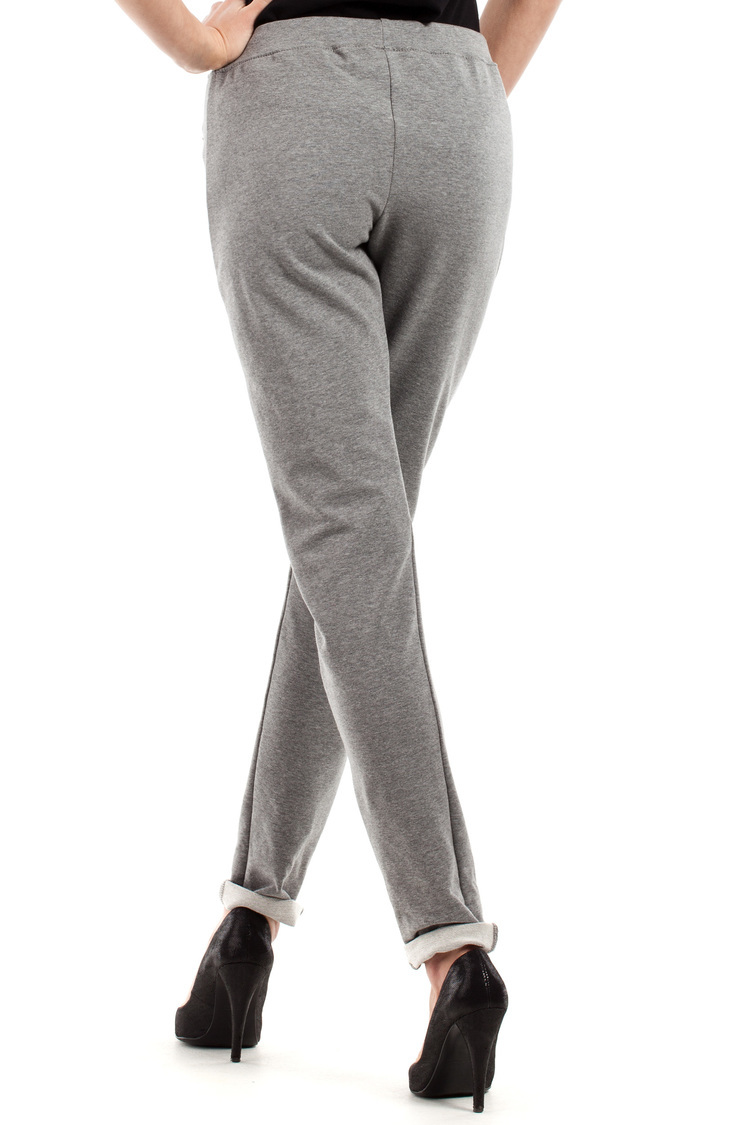 Spodnie Dresowe Model MOE208 Grey - Moe