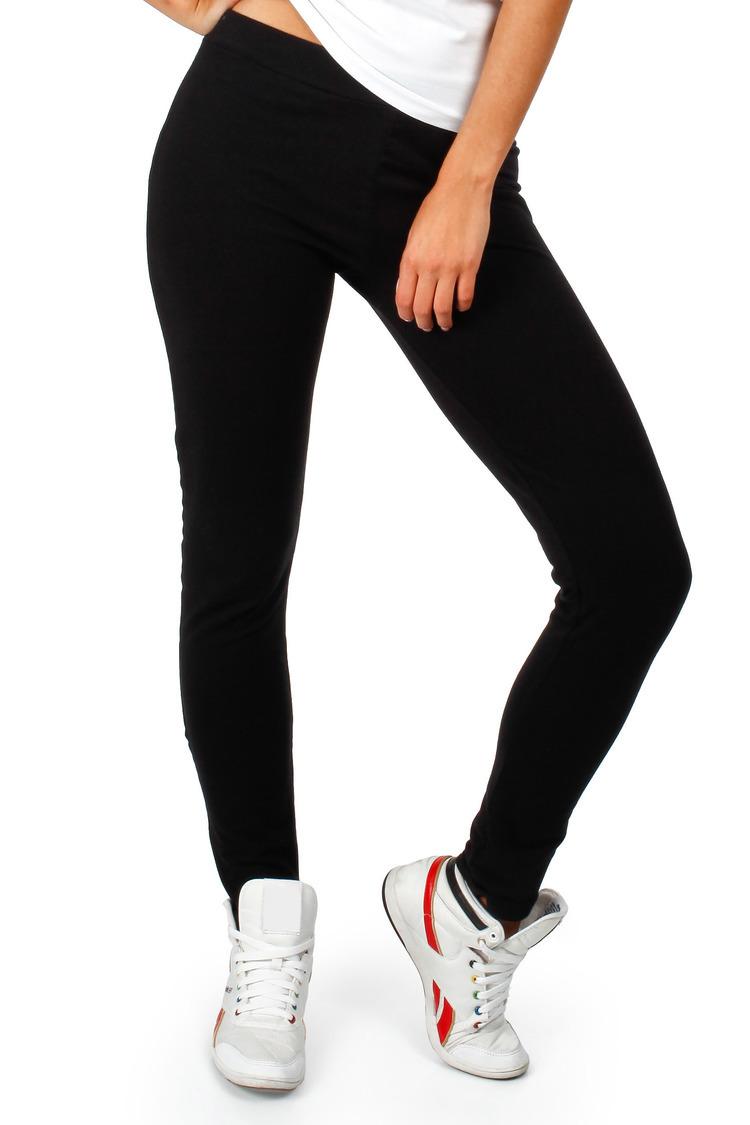 Spodnie dresowe MOE055 Black - Moe