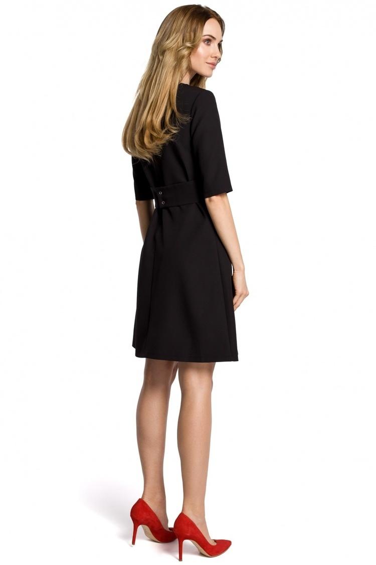 Sukienka Model MOE362 Black - Moe