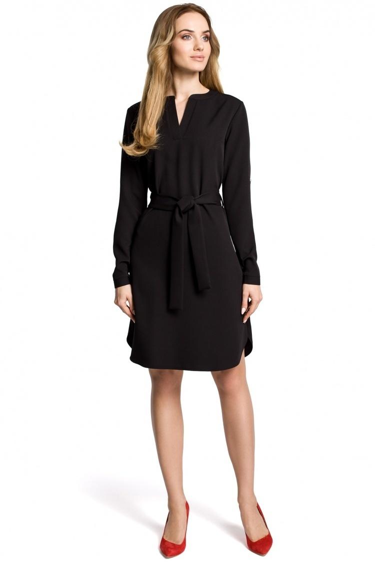 Sukienka Model MOE361 Black - Moe