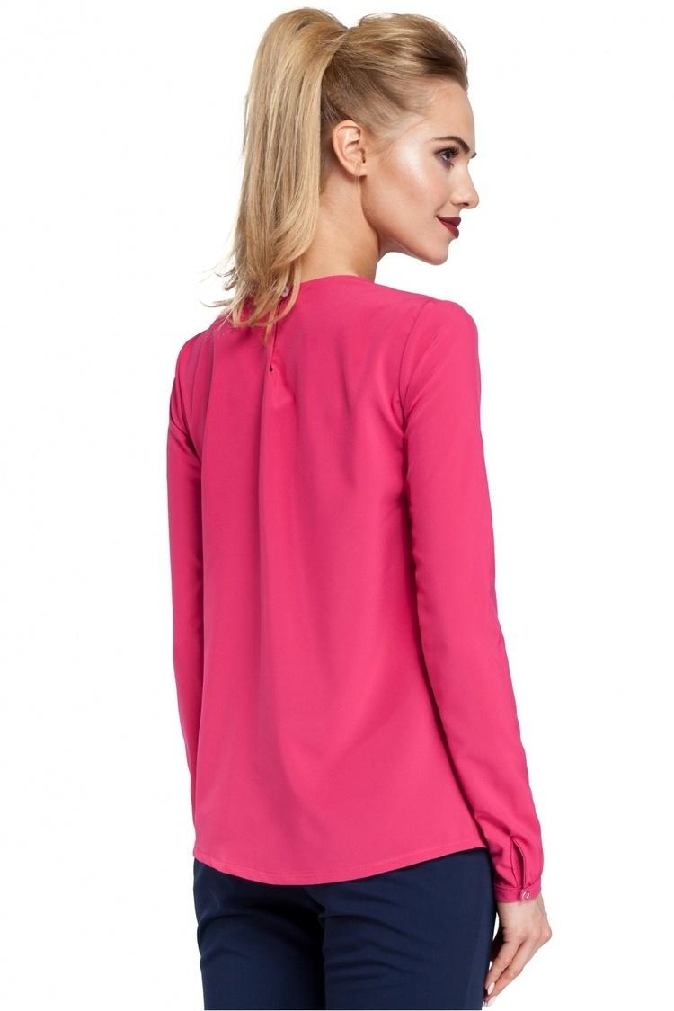 Bluzka Model MOE307 Pink - Moe