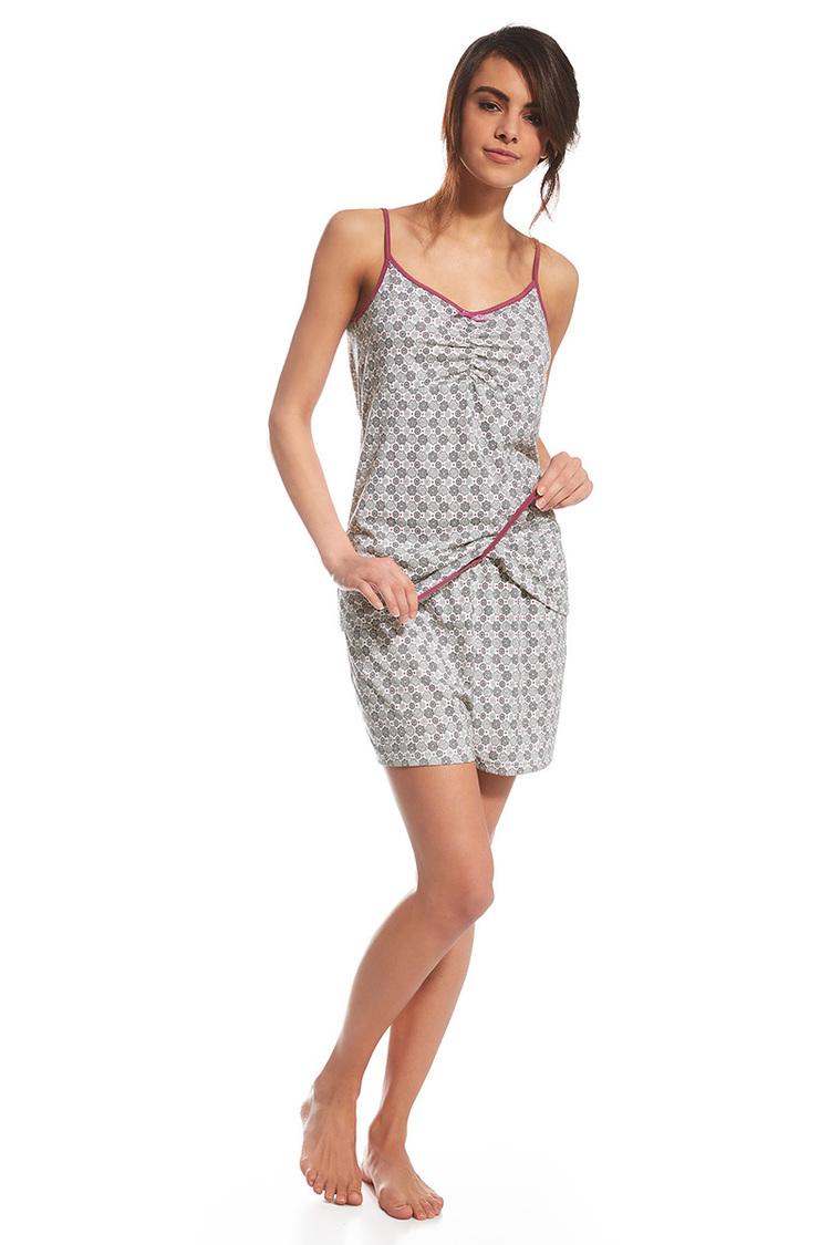 Piżama Damska Model Michelle 061/123 Multicolor - Cornette