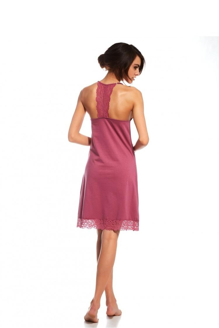 Koszulka nocna Koszula Nocna Model Roxanne 056/118 Pink - Cornette