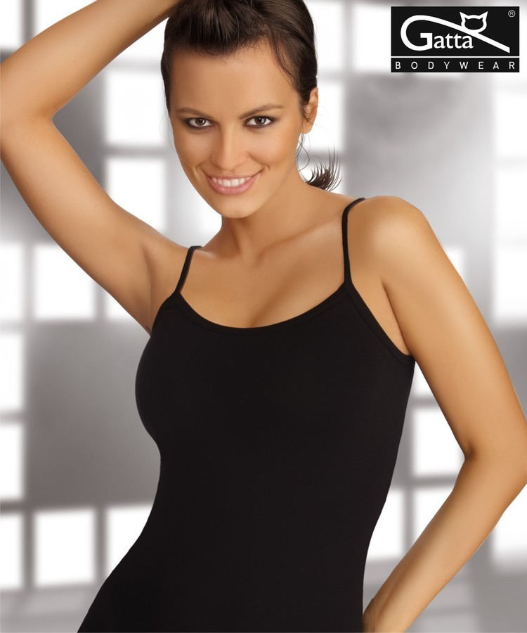 Koszulka Camisole Model 610 Black - Gatta
