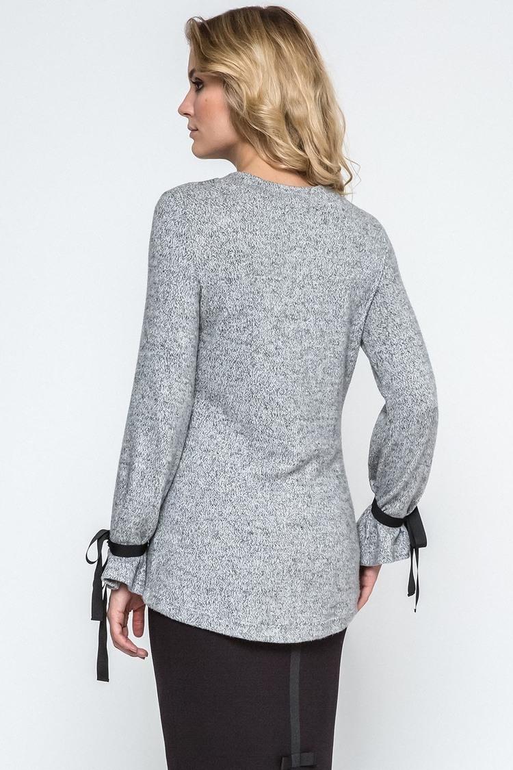 Sweter Damski Model 240083 Grey - Enny