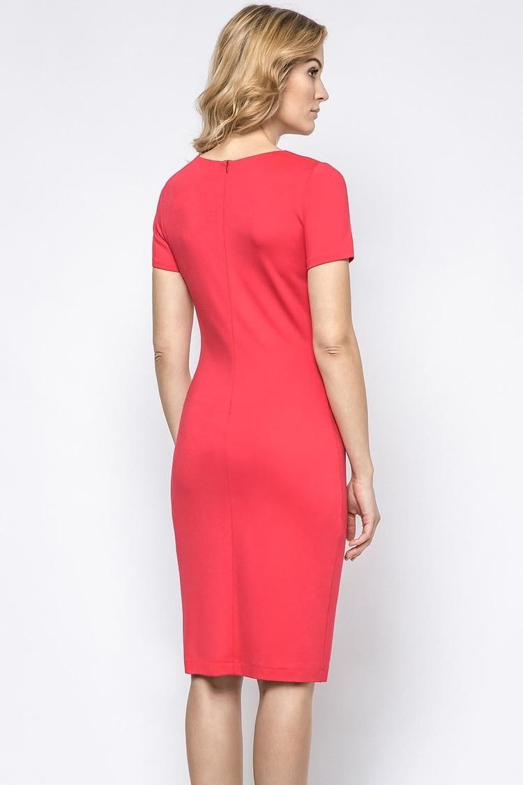 Sukienka Model 230133 Malina - Enny