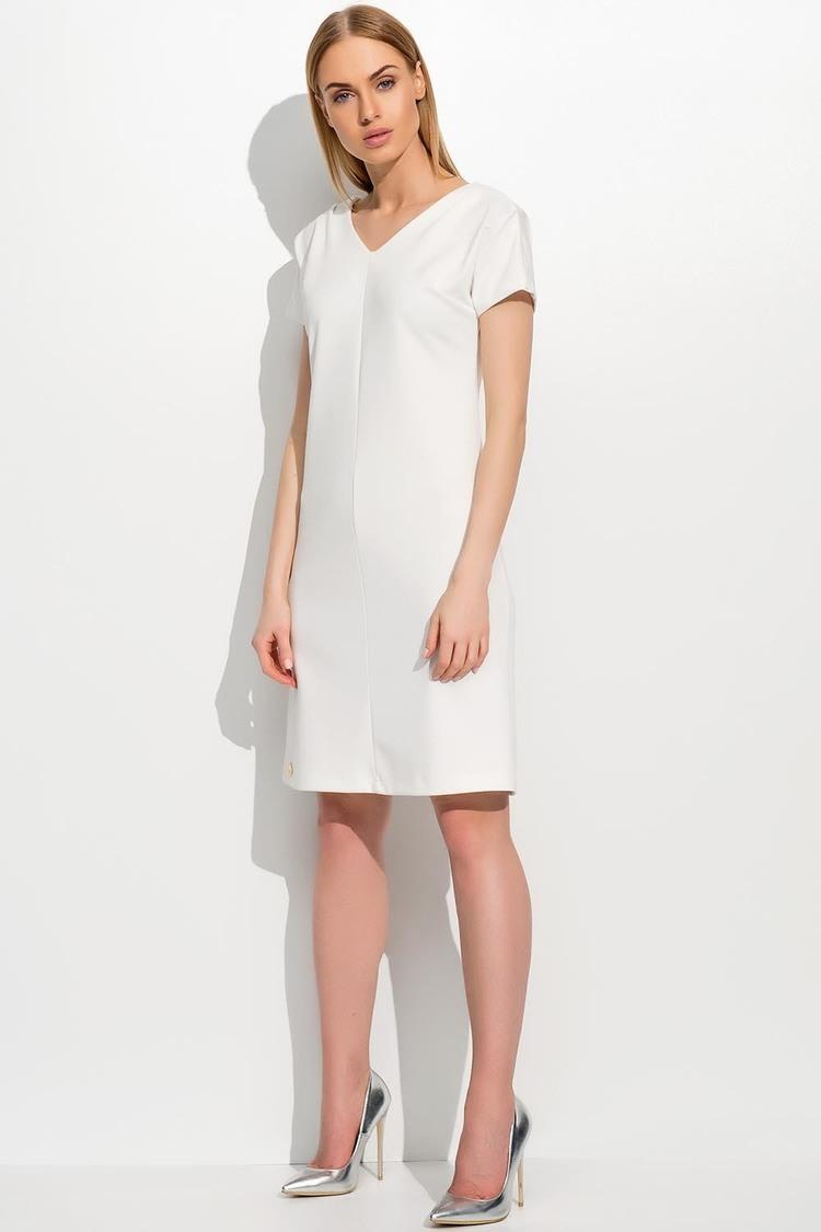 Sukienka Model M307 Ecru - Makadamia