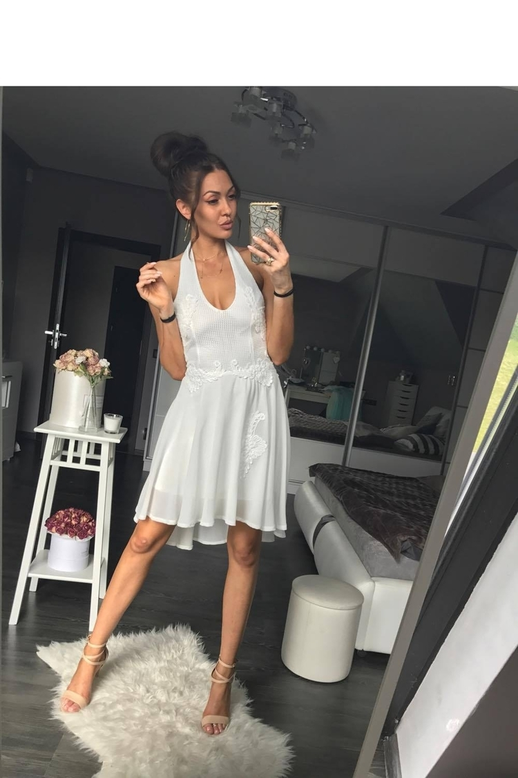 Sukienka Model 17730 White - YourNewStyle