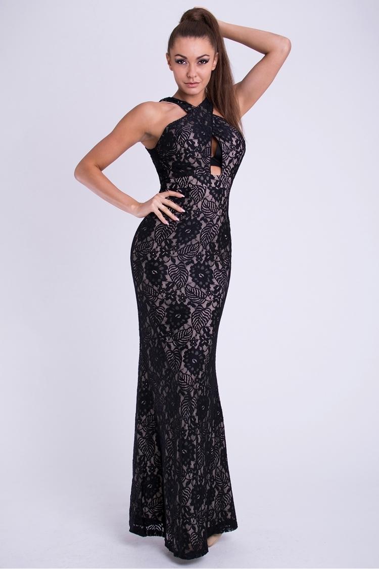 Sukienka Model 17449 Black - YourNewStyle