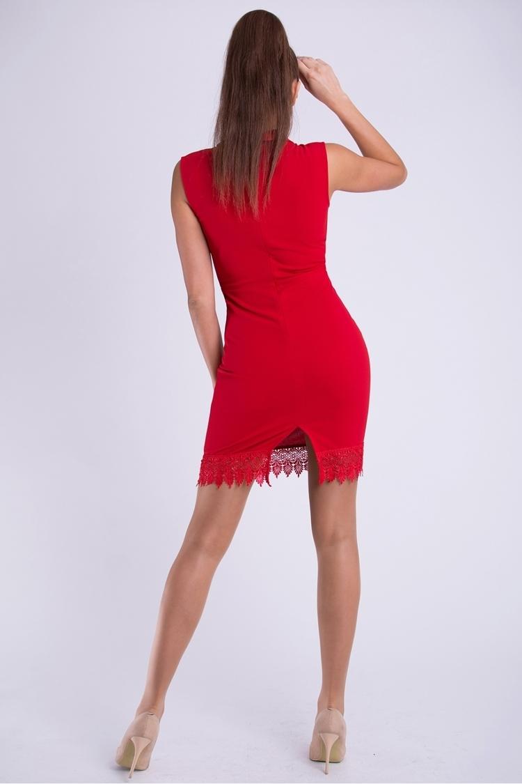 Sukienka Model 17426 Red - YourNewStyle