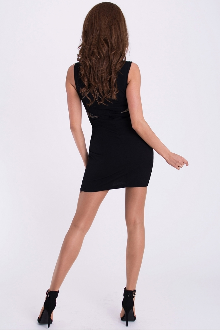 Sukienka Model 17133 Black - YourNewStyle