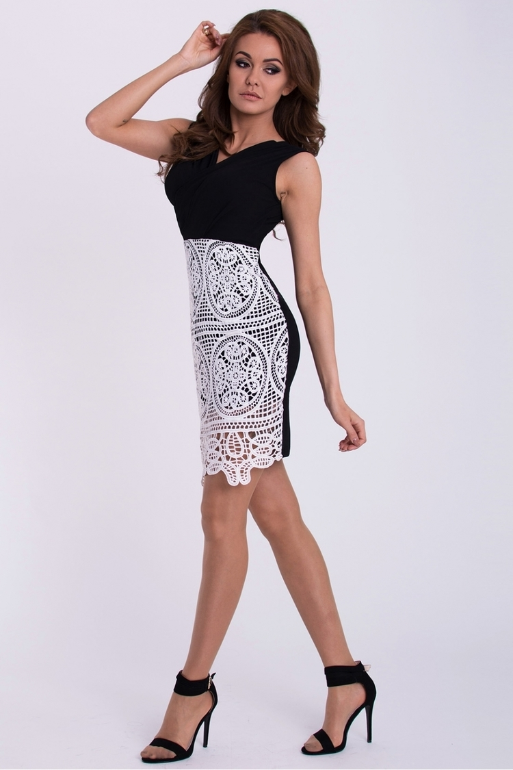 Sukienka Model 17141 Black - YourNewStyle