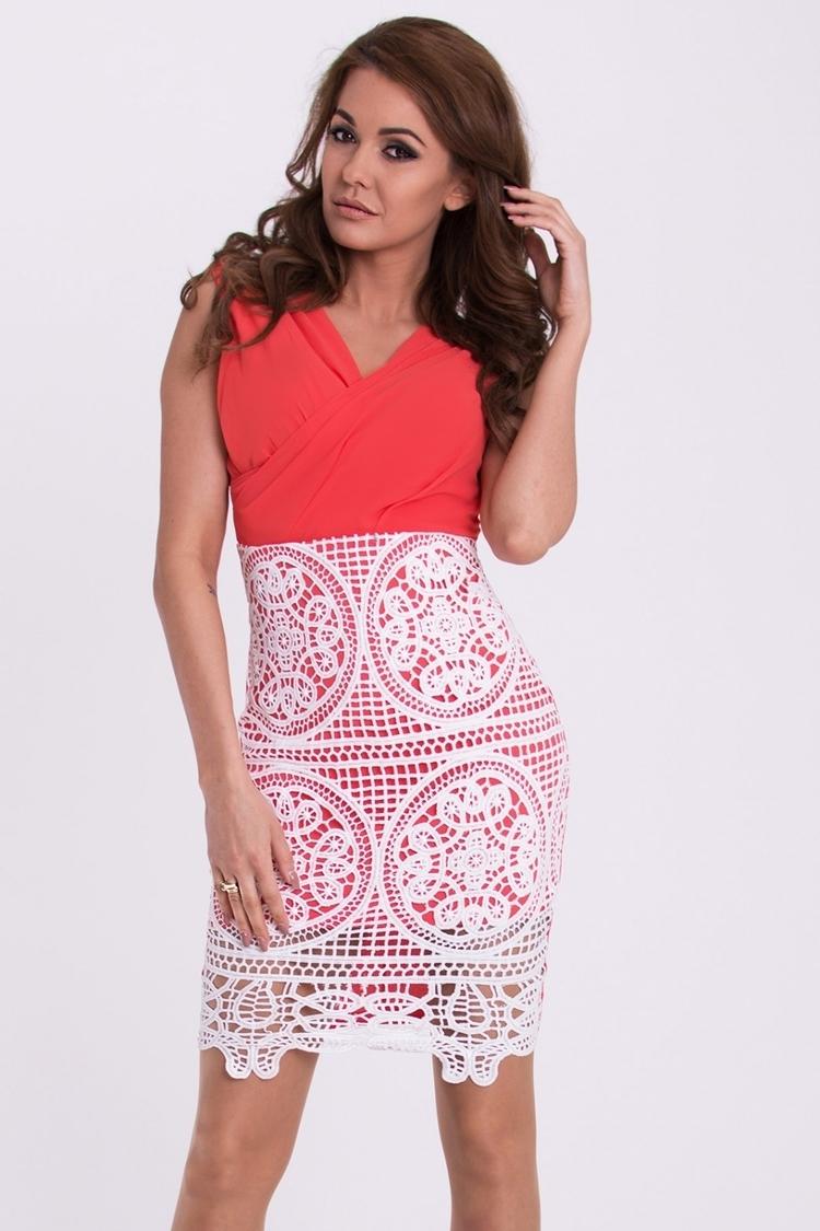 Sukienka Model 17142 Arbuz - YourNewStyle
