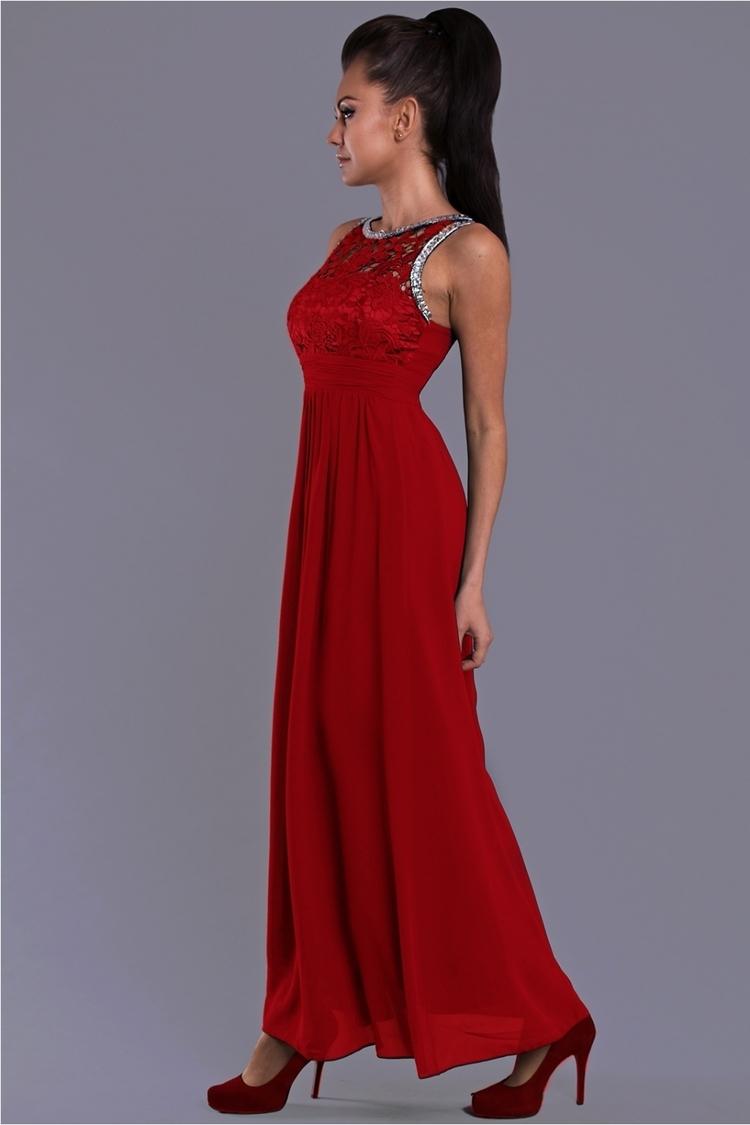 Sukienka Model 16558 Red - YourNewStyle