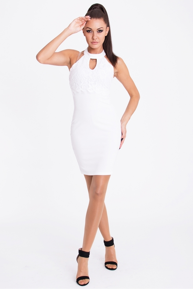 Sukienka Model 17227 White - YourNewStyle