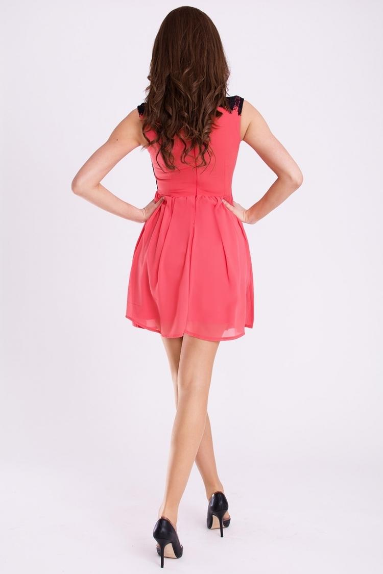 Sukienka Model 17001 Pink - YourNewStyle