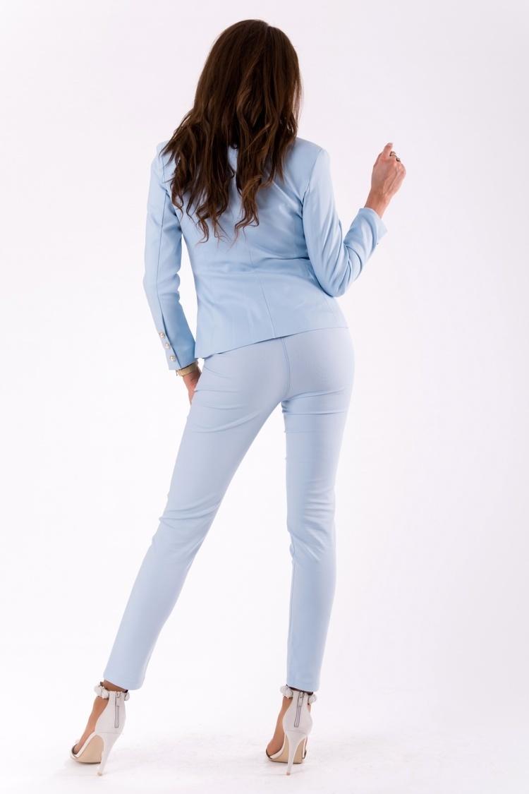 Spodnie Damskie Model 17829 Light Blue - YourNewStyle