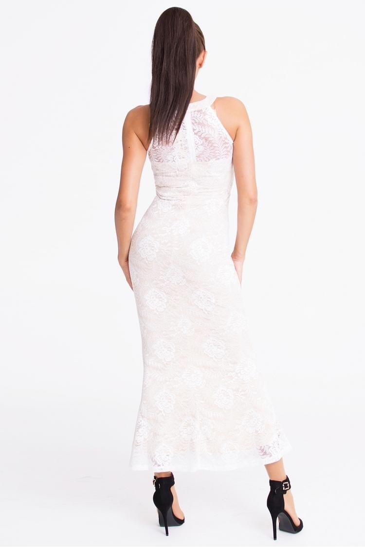 Sukienka Model 17241 White - YourNewStyle