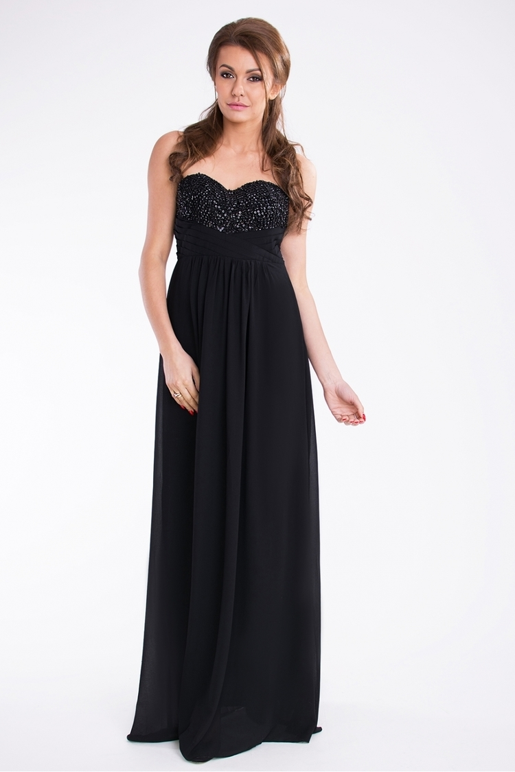 Sukienka Model 16786 Black - YourNewStyle