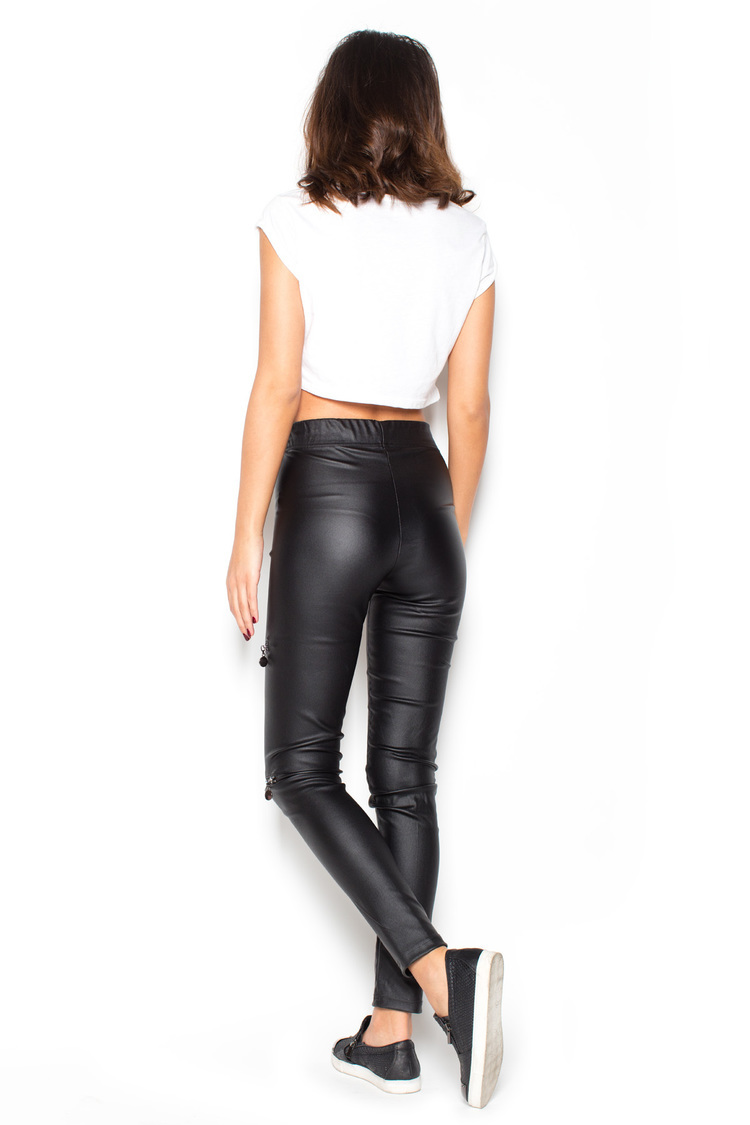 Spodnie Damskie Model K366 Black - Katrus