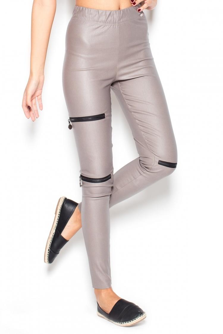 Spodnie Damskie Model K366 Beige - Katrus