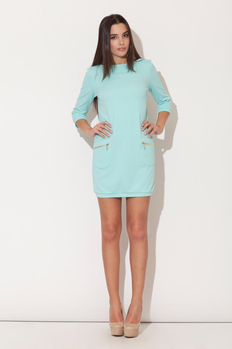 Sukienka Model K087 Mint - Katrus
