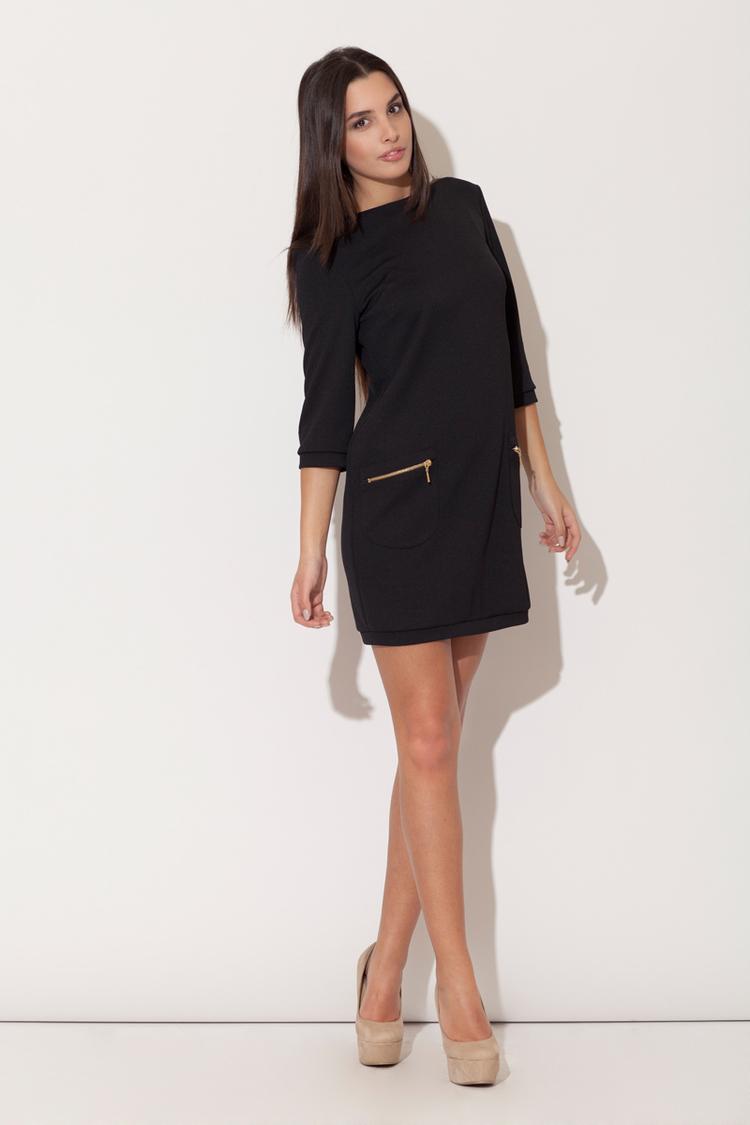 Sukienka Model K087 Black - Katrus