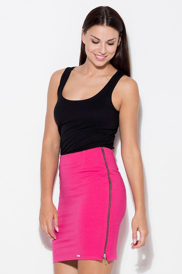 Spódnica Model K295 Pink - Katrus