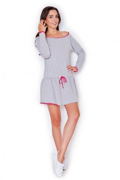 Sukienka Model K278 Pink - Katrus
