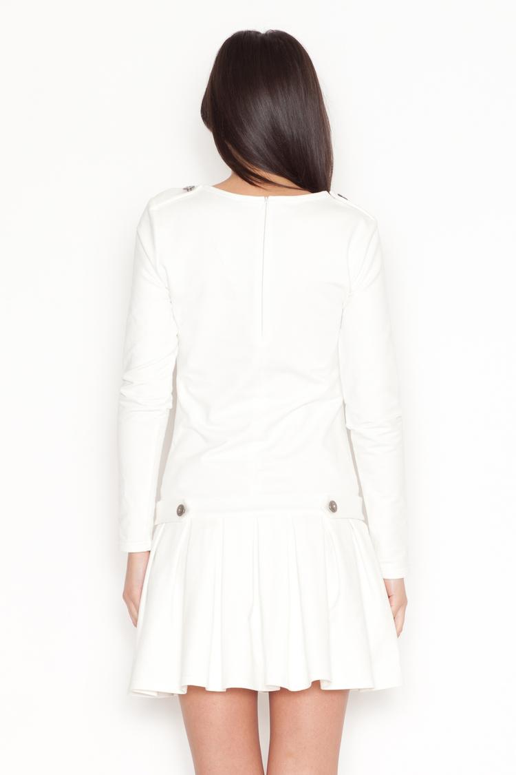 Sukienka Model K267 Ecru - Katrus