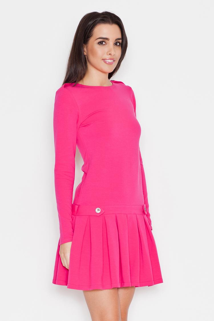 Sukienka Model K267 Pink - Katrus
