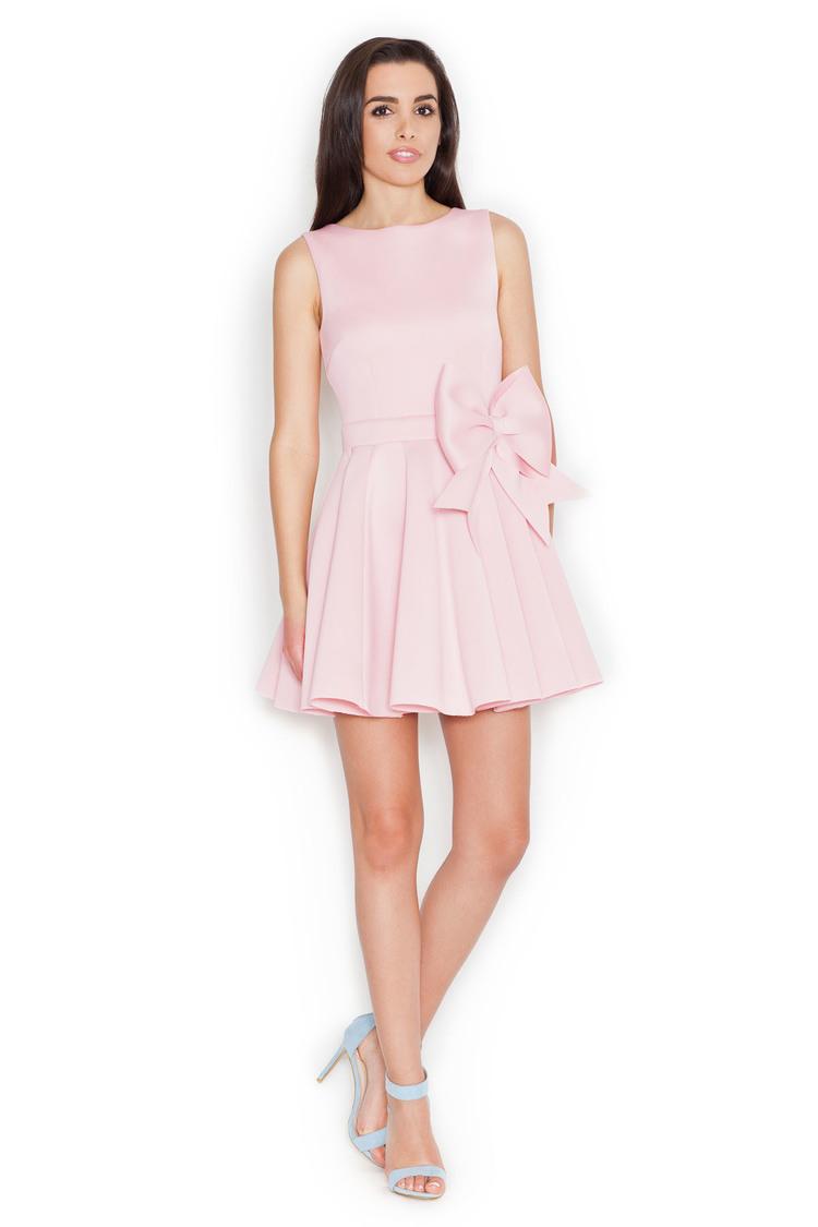 Sukienka Model K271 Pink - Katrus