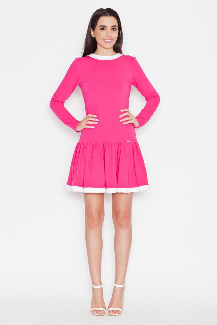 Sukienka Model K266 Pink - Katrus