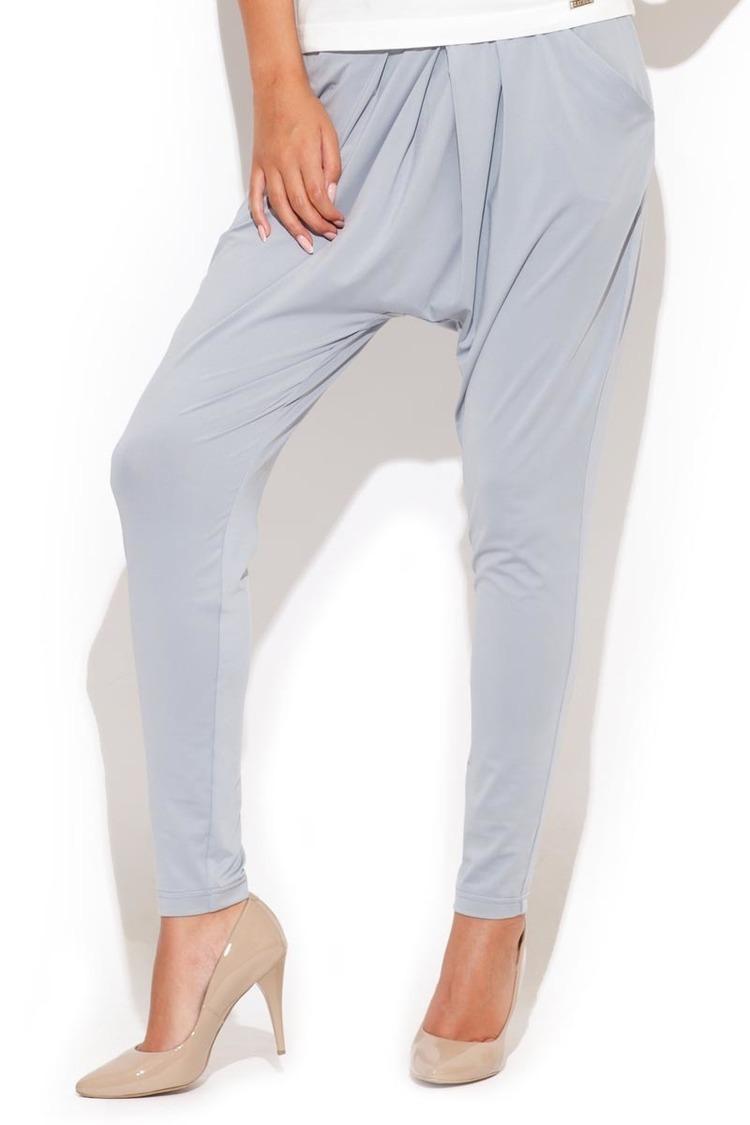 Spodnie Damskie Model K193 Grey - Katrus