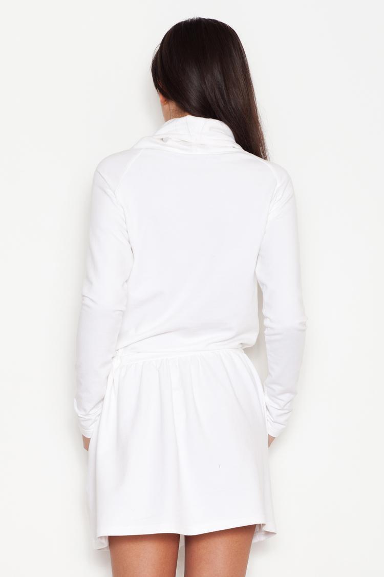 Sukienka Model K260 Ecru - Katrus