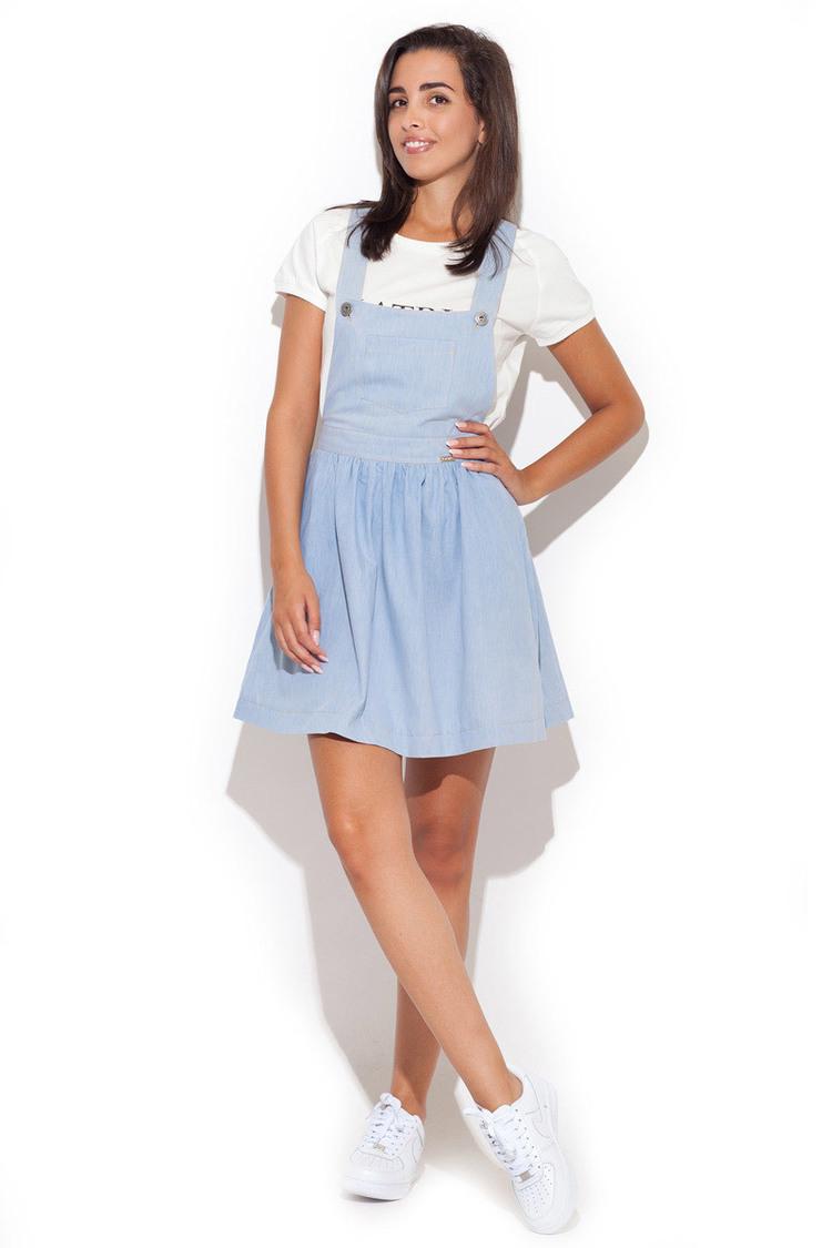 Sukienka Model K191 Sky Blue - Katrus