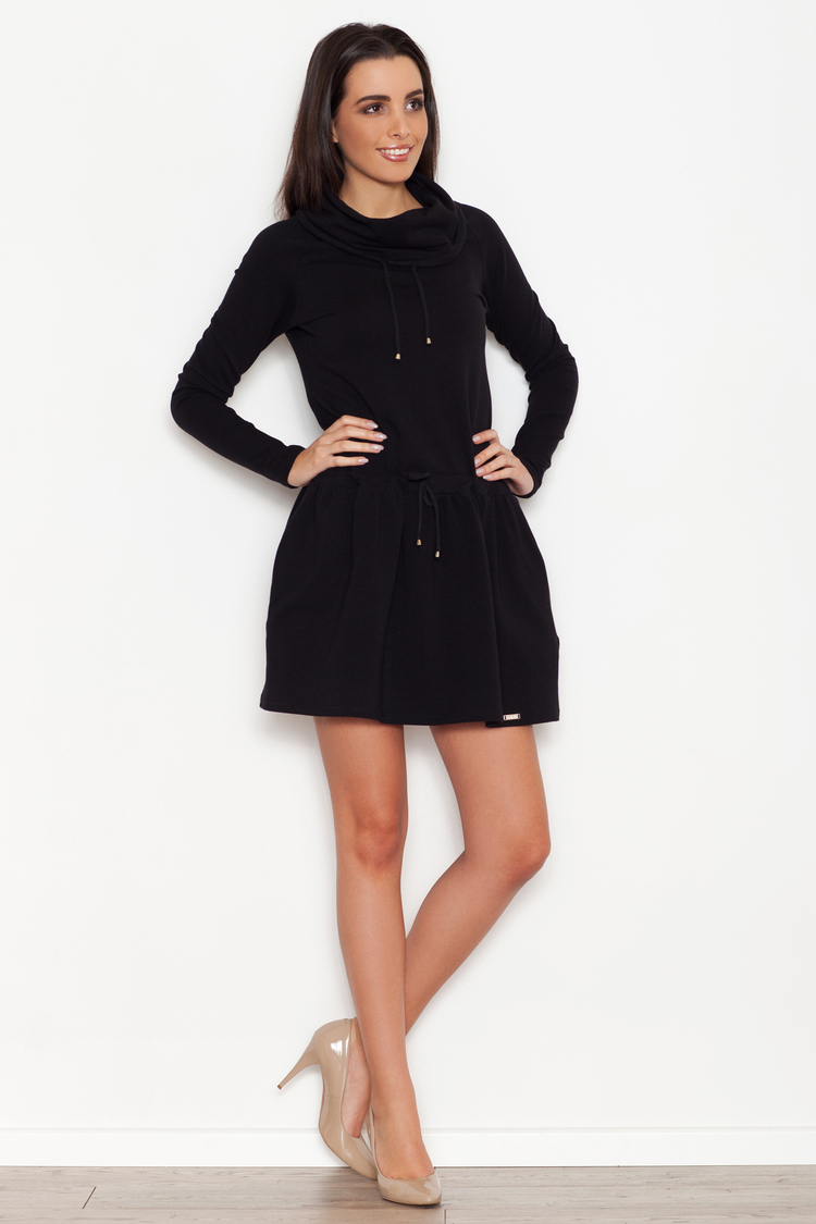 Sukienka Model K260 Black - Katrus