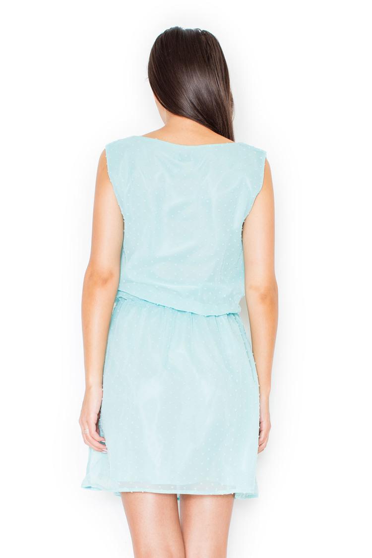 Sukienka K154 Green - Katrus
