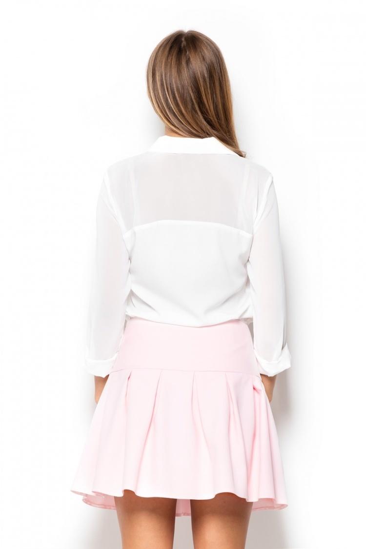 Spódnica Model K398 Pink - Katrus